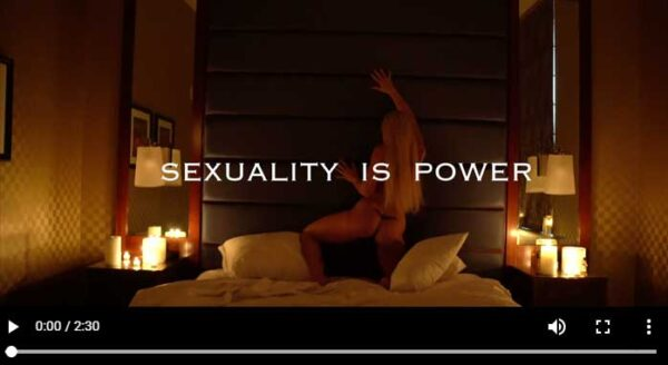 Sexuality is Power - Full Erotic Film by Poison Ivy